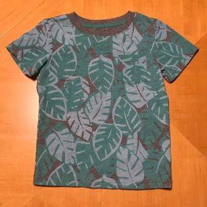 Toddler leaf t-shirt